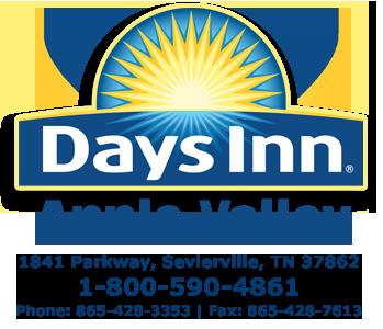 Days Inn Apple Valley - Sevierville, TN Hotel/Motel